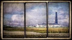 Bolivar Lighthouse Triptych 1