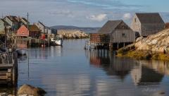 Rural Fishing Village